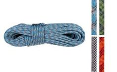 BLUEWATER Accelerator Climbing Rope - 10.5mm x 60m - Double-Dry - Bi-Color #BW-580260Bi | Climbing Ropes