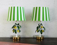 Lemon Tree Lights by ARTificial Lights on Etsy | So stinking cute!!!