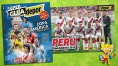 La Súper Guía Depor de la Copa América 2015 sale este viernes. (USI)