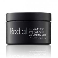 Glamoxy 15% Fruit Acid Exfoliating Pads | Rodial