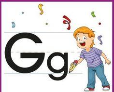 Preschool and Kindergarten Alphabet & Letters Worksheets Alphabet Activities, Preschool Activities, Letters For Kids, Letter Worksheets, Grade 1, Kindergarten, School Stuff, Apple, Hipster Stuff