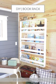 book rack DIY