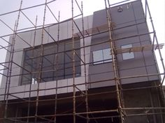 Expert Roofing Projects Pvt. Ltd. shows excellent product properties such as an extraordinary flatness, large variety in colors and perfect formability. Our Aluminium composite panel is extremely weatherproof, break proof & impact-resistant. It has been developed as rigid and at the same time flexible fascia material for architecture.