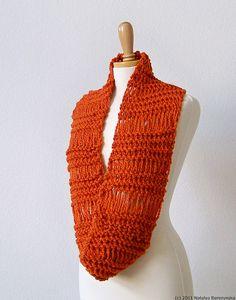 crochet this scarf