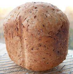 """Пшенично-ржаной хлеб с кунжутом """"Любимый""""( Хлебопечка Борк) - ХЛЕБОПЕЧКА.РУ - рецепты, отзывы, инструкции"""