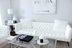 My Black White Living Room Blondies Tom ford and Black
