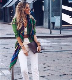 Carla Hinojosa White Jeans, Girl Fashion, Tights, Celebrity, Sport, Spring, Girls, Summer, Pants