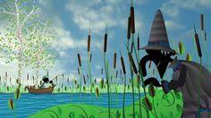 Merci à Elise Ramseier pour son travail d'animation sur les épisodes des Petits contes de Wismo :-)  www.wismo.net