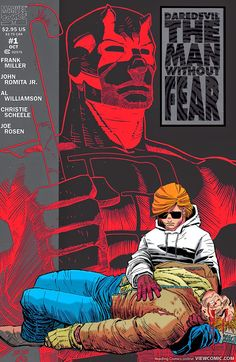 Daredevil- The Man Without Fear 01 (of 5) (1993) | View Comic