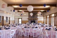 Camp Blodgett // Wedding Planner: White Dress Events // Photographer: Wildflower Studios // Rentals: The Rental Co. // Linens: Elegant Linen Design