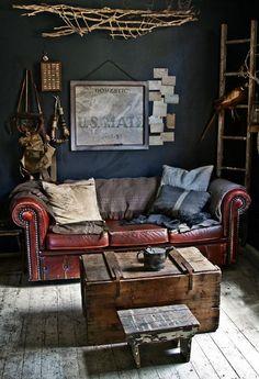 eski zaman esyalari evde nasil kullanilir dekor malzemesi olarak degerlendirme ev ic dekorasyon fikirlerinde kullanma (4)