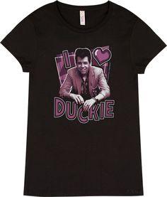 I Heart Duckie Shirt
