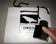 Odin 02 Owari - Fragrance Check byKarin Sawetz, publisher Fashionoffice (16 September 2014)