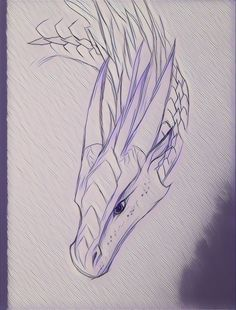 Most up-to-date Pictures dragon drawing sketches Style Is there much real distinction between illustrating and sketching? So that you can response to this conundrum, let's Fantasy Drawings, Cool Drawings, Fantasy Art, Pencil Drawings, Cool Dragon Drawings, Dragon Head Drawing, Drawing Pictures, Realistic Drawings, Wings Of Fire Dragons