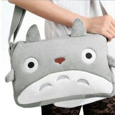 Qiyun TOTORO Cute Japan Anime Messenger Shoulder Bag