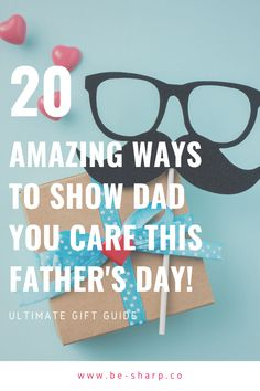 Get a gift that your dad will actually love for this Father's Day with this amazing gift guide.  Including 20 unique gifts that will surprise him. Unique Gifts, Best Gifts, Positive Body Image, All Holidays, Holiday Outfits, Fourth Of July, Fathers Day Gifts, Holiday Crafts, Gift Guide