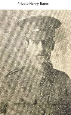 Private Henry Bates
