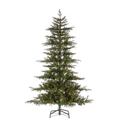 This natural-looking tall Mesa Pine is the perfect addition to your holiday décor. This pre-lit tree includes 1900 UL Warm White LED micro lights to make every holiday season brighter! Pre Lit Christmas Tree, Unique Christmas Trees, Xmas Trees, Christmas Decor, Christmas Ideas, Merry Christmas, Holiday Decor, Tree Company, Artificial Tree