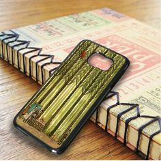 Welcome To Twin Peaks Samsung Galaxy S6 Edge Case