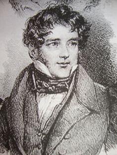 Ф.С.Ханфштенгль. Граф Артур Потоцкий (1787 - 1832), меценат, сын известного…