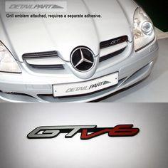 Detailpart GT V6 Point Emblem Decal Emblem for All Cars   eBay