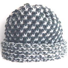 Free Knitting Pattern - Hats: Fisherman Cap