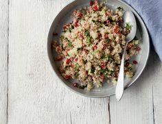 Kvinoa-taboulleh | Reseptit