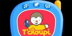 application enfant ipad tchoupi telephone accueil