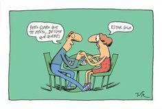 #Tute Estar sola Spanish Jokes, Funny Scenes, Humor Grafico, Social Club, Funny Cute, Illustration, Poems, Lol, Thoughts