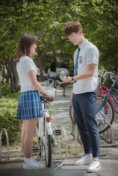 My OTP SHIP (actually my first k-drama/k-drama ship School2017 Kdrama, Kdrama Actors, Kim Joong Hyun, Jung Hyun, Kim Sejeong, Kim Jung, Who Are You School 2015, Romantic Doctor, Korean Drama Best