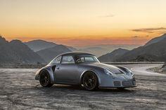 Emory Motorsports has built a weapon of mass induction with the Porsche 356 RSR Outlaw Porsche 964, Porsche Cars, Turbo System, Aluminum Decking, Weapon Of Mass Destruction, Sump, Twin Turbo, Future Car, Automotive Design