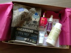 Birchbox April 2013 Review & Coupon Code - Monthly Beauty Boxes