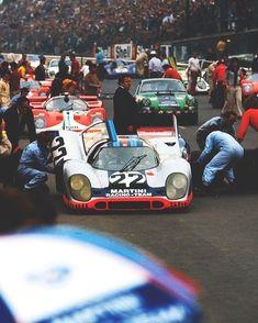 Porsche 917K Martini Racing  #petrocamp