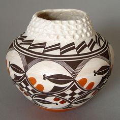 Pueblo Pottery in Maine - Mother Earth and the Human Spirit made One