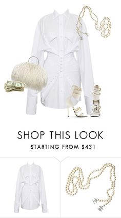 """""""I'm back 😊"""" by chanelkillla ❤ liked on Polyvore featuring Chanel and Tom Ford"""