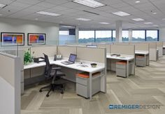 Open Office - Cass Information Systems Corporate Headquarters - St. Louis, MO