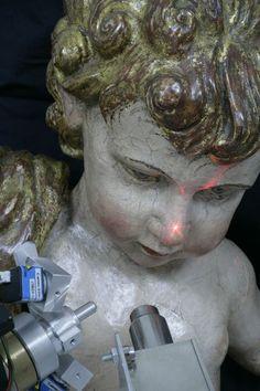 Análise Fluorescência em Raio-X IPCE http://defender.org.br/artigos/la-conservacion-restauracion-arte-o-ciencia/