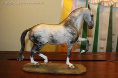 Custom Salinero by D'arry Jone Frank -Breyer Horse
