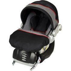 Baby Trend Flex-Loc Infant Car Seat, Onyx (Walmart - $85.74) (To go