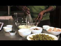 Cook Kidney Friendly with chef B. Smith.