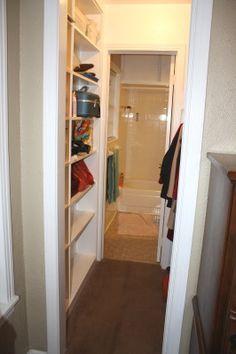 Walk Through Wardrobe To Ensuite Bathroom Abode Bedroom Master Pinterest Ensuite