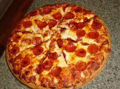 Italian Pizza Dough Recipe - Creamty Recipes - All food recipe network