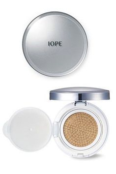 Iope Air Cushion XP Cover <a class= pintag searchlink  data-query= %2323  data-type= hashtag  href= /search/?q=%2323&rs=hashtag  rel= nofollow  title= #23 search Pinterest >#23</a> Beige Plus Refill (0.53Oz/15g x 2)   Beaut