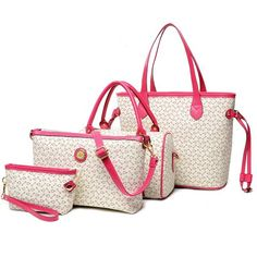 Garmentso » Elegant Women's Shoulder Bag With Floral Print and Belt Design