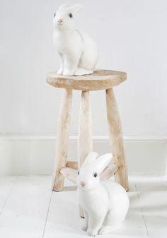 konijntjes figuurlampen