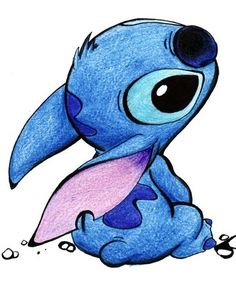 "Love stitch to death!!! ""also cute and fluffy!"""