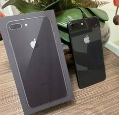 iPhone 8 Plus Space Grey Smartphone Iphone, Telephone Smartphone, Iphone Cases, Iphone 8 Plus, Scanner 3d, Apple Iphone, Matching Outfits Best Friend, Cool Wallpapers For Phones, Younger Skin