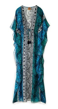 Tory Burch Tofino Long Caftan