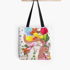 Etsy Bunti Munti World Grafik-Bilder von Zauberbazar auf Etsy Design Shop, Reusable Tote Bags, Etsy, World, Hero, Vintage, T Shirt Pillow, Inner Child, Craft Gifts