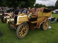 Panhard Levassor Vintage Car - 1902 | Flickr - Photo Sharing!